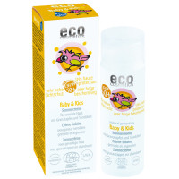 Eco Cosmetics Baby Sun Cream SPF 50